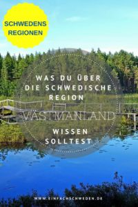Västmanland ist eine Landschaft in Schweden, die vom Bergbau geprägt wurde. Die Provinz ist eine von 25 in Schweden. #einfachschweden #urlaubinschweden #schweden #västmanland