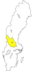 EinfachSchweden Dalarna Schweden Landschaft