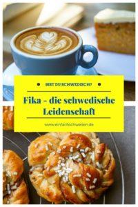 Für die Schweden ist ihr Fika der wichtigste Programmpunkt am Tag. Und wahrscheinlich auch der Grund, warum die Schweden so gelassen sind. Kaffee und eine kleine Zimtschnecke oder ein anderes Gebäckteil gehören zu der Pause. #einfachschweden #fika #schweden