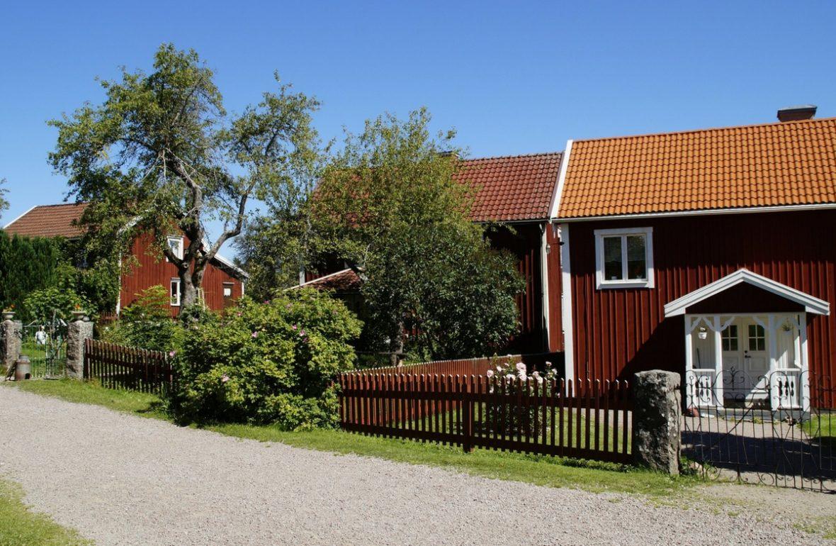 EinfachSchweden Dalarna schwedische Landschaft