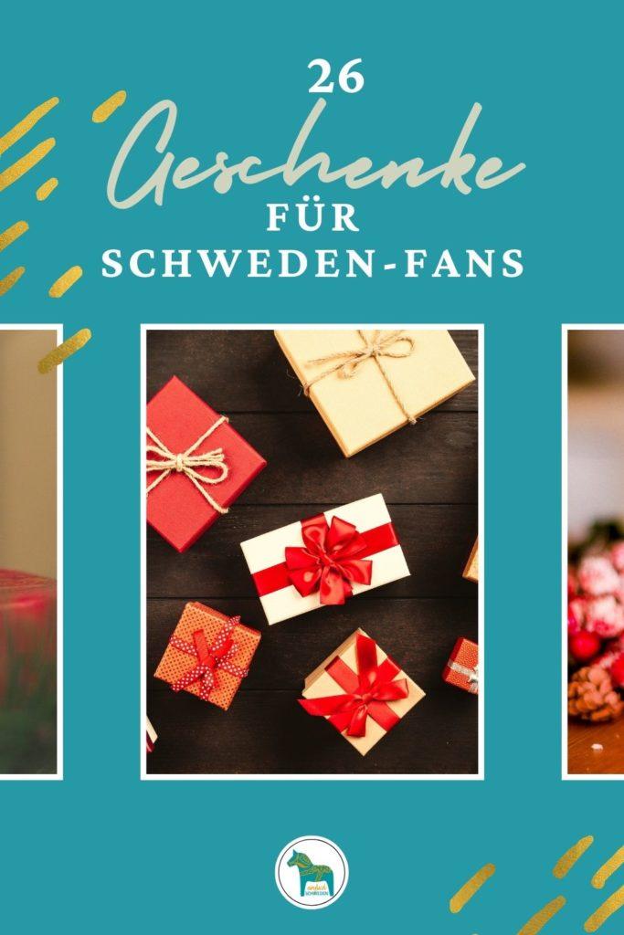 Vor allem, aber nicht nur, geht die Jagd nach Geschenken für Schweden-Fans los. Was ist das passende? Was bereitet Freude? Ich habe 26 Geschenk-Ideen zusammengestellt, die jeden Schwedenliebhaber freuen werden. #einfachschweden #weihnachten #geschenk #schweden