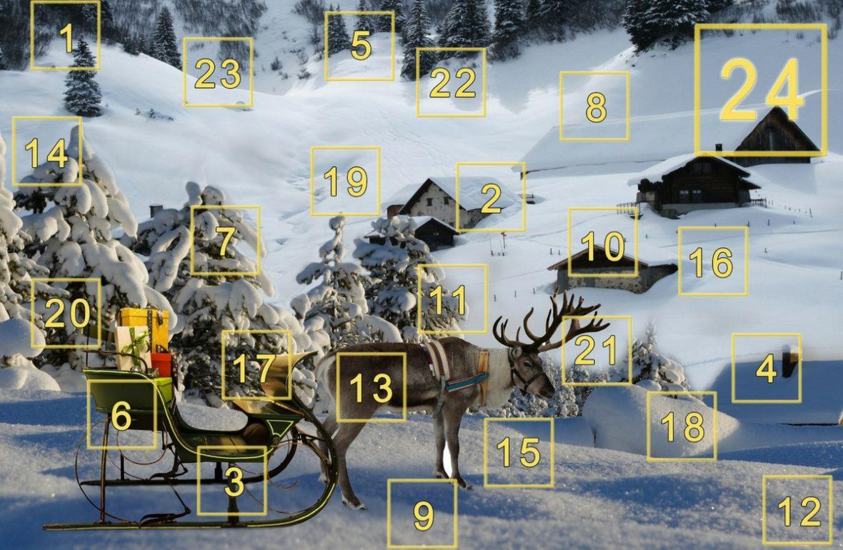 Adventskalender Schweden Tradition Weihnachten Vorweihnachtszeit