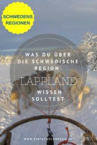 Lappland ist wahrscheinlich die Region von Schweden, die mit am bekanntesten ist. Jedenfalls vom Namen her. Es ist die größte Region in Schweden und bekannt für seine Weiten und dem langen Winter mit seiner Schneesicherheit. #einfachschweden #lappland #schweden #schnee #schlittenhunde