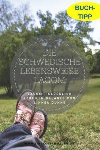 Buchrezension Lagom Linnea Dunne entspannt Gras Wiese