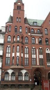 Hamburg Schweden Kurztrip Reise Svenska kyrkan