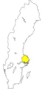 Uppland Schweden Sweden