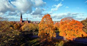 Uppsala Uppland Schweden Sverige