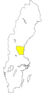 Hälsingland Landschaft Schweden Sweden