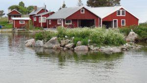 Söderhamn Schären Schweden Hälsingland EinfachSchweden