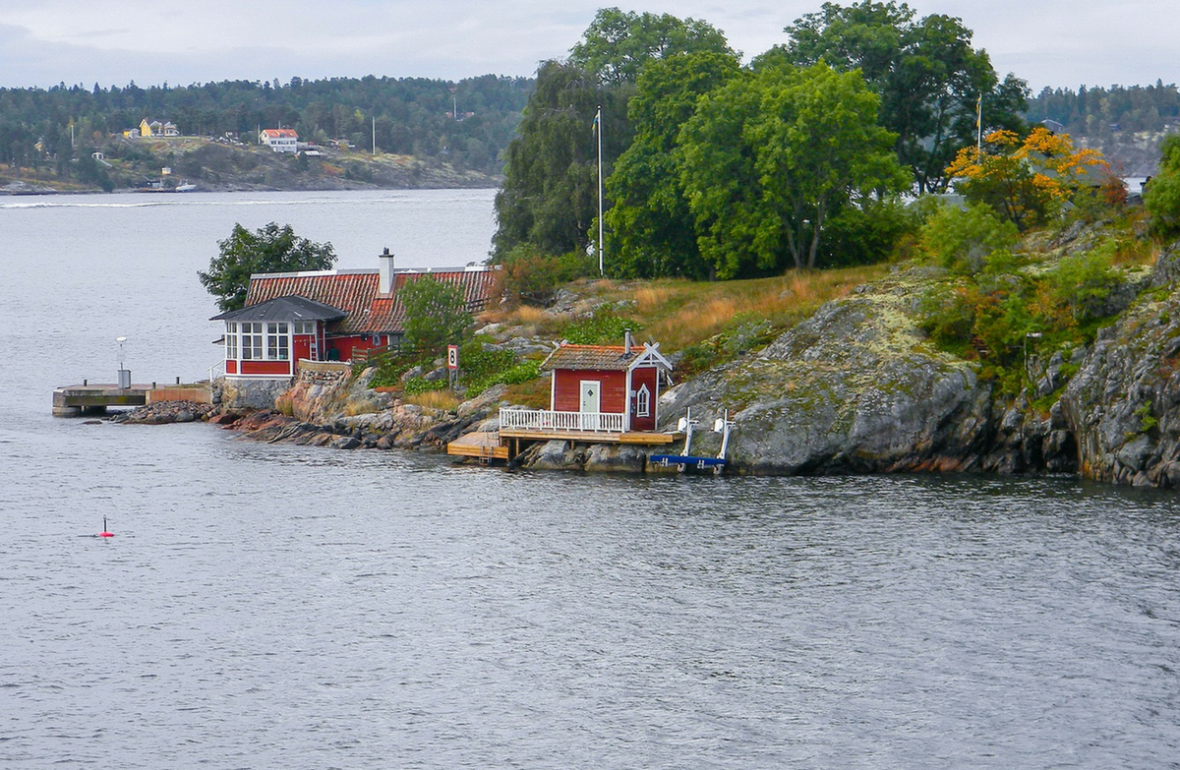 Schwedisch Für Den Urlaub Einfachschwedende