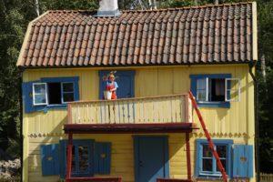 Villa Kunterbunt Astrid Lindgren Welt Pippi Langstrumpf