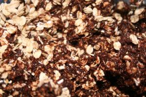 Chokladbollar Schokobällchen Havrebollar EinfachSchweden schwedisch Konfekt