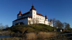 Läckö Slott Schloss Vänern Lidköping Västergötland Schweden