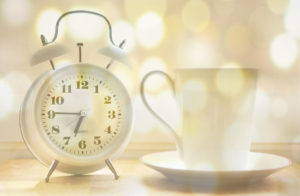 Wecker Pünktlichkeit Schweden Kaffeetasse_klein