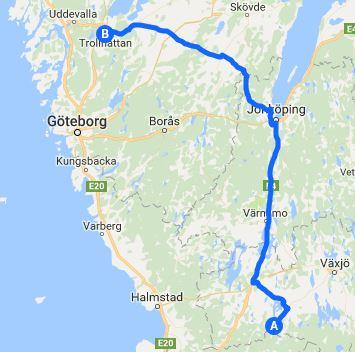 Schweden-Reise 2018 Tag 3