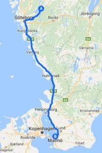 Schweden-Reise 2018 Tag 7