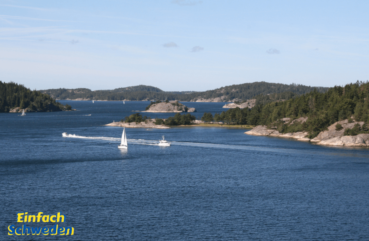 Sommer in Schweden Reise 2018 Teil 2