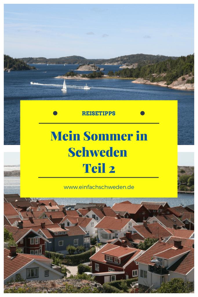 Im Sommer 2018 habe ich mal wieder eine Reise nach Schweden unternommen und meinen Urlaub dort verbracht. Ich habe die ganze Zeit genossen. Was ich in der Zeit erlebt habe und welche Tipps ich für Dich habe, verrate ich Dir im zweiten Teil meines Reiseberichts. #einfachschweden #schweden #urlaubinschweden
