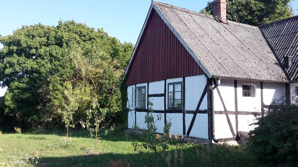 Bed & Breakfast Rubensholm, Schweden Sverige Fachwerkhaus