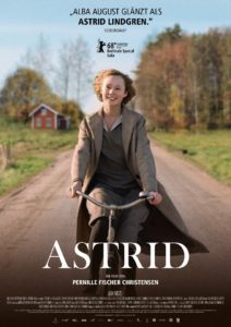 Filmplakat Astrid Film