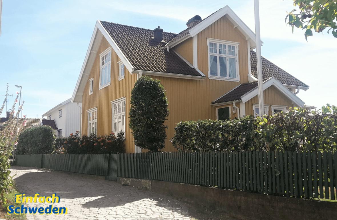Alternative Übernachtung Ferienhaus Schweden