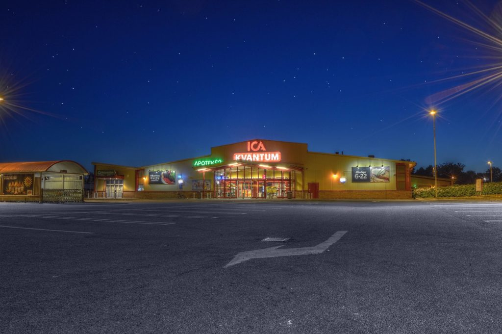 ICA Supermarkt Schweden Franzi in Schweden jonathan-petersson