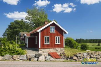 schwedisches Alphabet Sommer Schweden Vokabeln schwedisch lernen