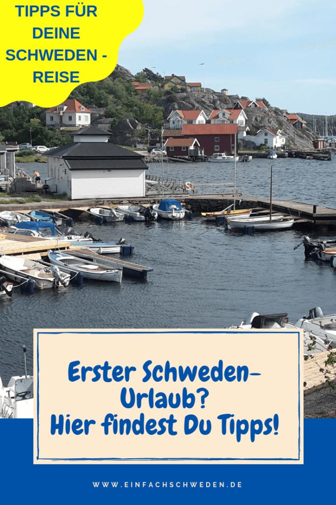 Dein erster Schwedenurlaub steht an und Du möchtest Dich nicht gleich als Schweden-Neuling zeigen? Dann habe ich ein paar wertvolle Tipps, die Dich in dem wunderschönen nordischen Land weiterbringen und Deinen Schwedenurlaub zu einem besonderen Erlebnis machen werden. #einfachschweden #schweden #schwedenurlaub #urlaubinschweden #schwedenreise