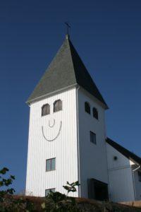 Skärhamn Kirche kyrka Bohuslän Schweden
