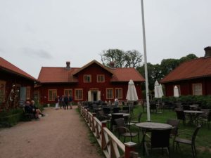 Sundsby Säteri Bohuslän Schweden
