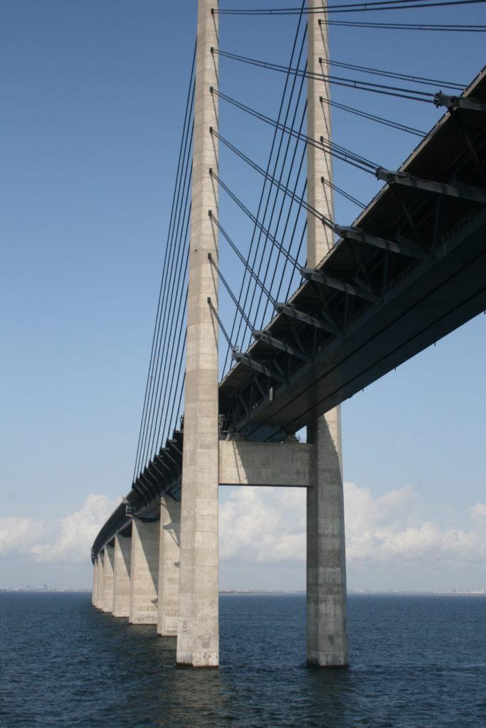 Öresundbrücke Schweden Dänemark
