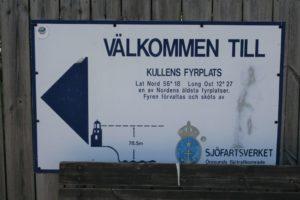 Kullens Fyr Skåne Schweden