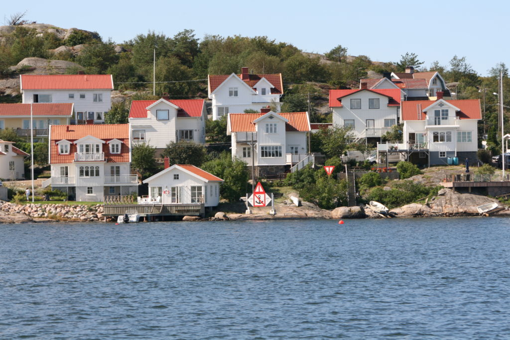 Westküste Schweden Västkusten Sommer Meer Schärengarten