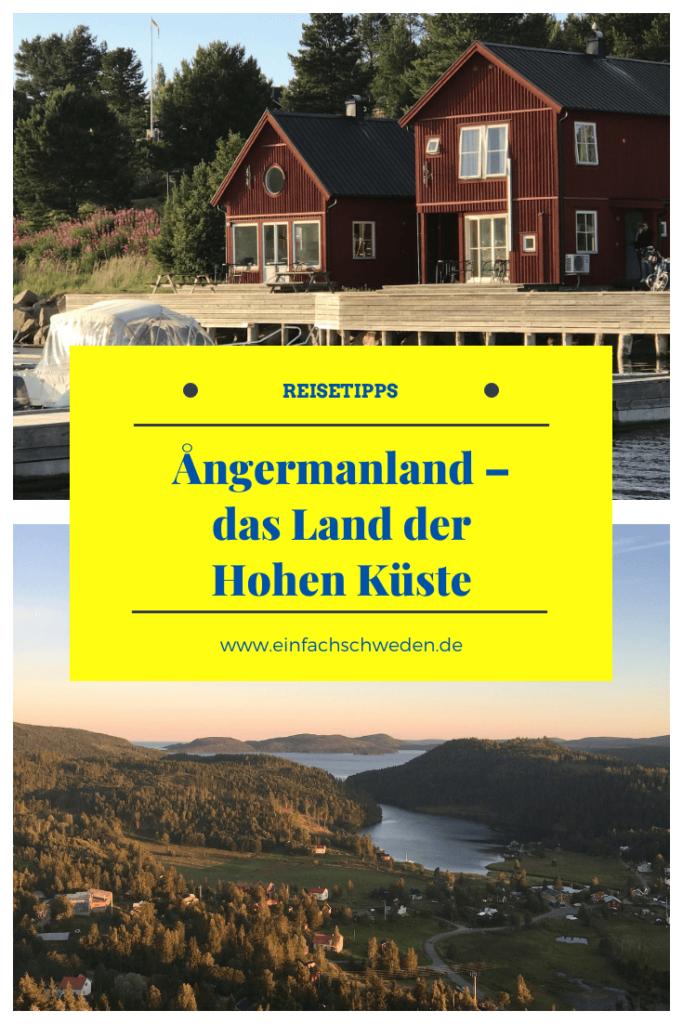 Ångermanland, eine der 25 Landschaften in Schweden, hat für den Naturliebhaber viel zu bieten. Neben viel Wald, Wasser und der berühmten Hohen Küste gibt es aber auch kleine niedliche Fischerdörfer. Für den Urlauber, der die Ruhe sucht, genau das richtige. #einfachschweden #ångermanland #angermanland #urlaubinschweden #schwedenreise #schwedenurlaub #schweden #nordschweden