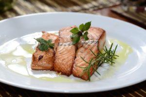 Lachs Fisch Schweden schwedisch Essen