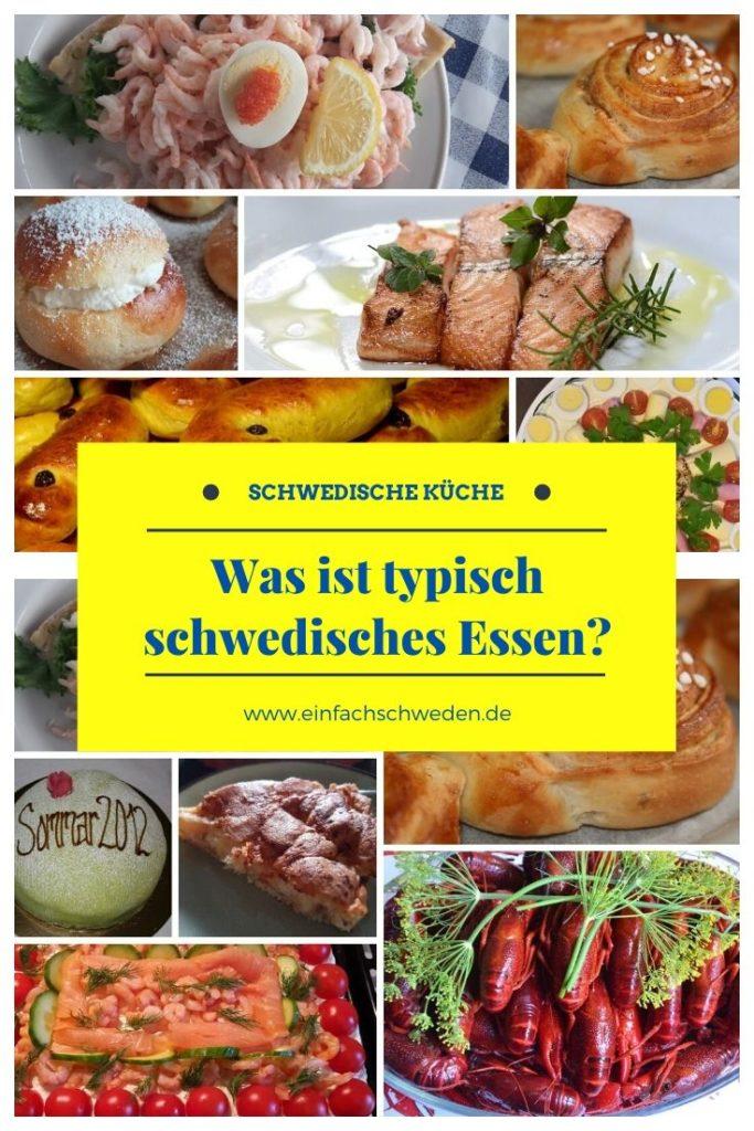 Typisch schwedisches Essen, was ist das eigentlich? Wenn Du Dich das fragst und auch noch nach Rezepten schaust, dann wirst Du hier definitiv fündig. Über herzhaft bis Süßes ist alles dabei. Und nicht nur, was wir als Außenstehende als typisch schwedisch sehen, sondern auch, was die Schweden selber gerne essen. #einfachschweden #typischschwedisch #schwedischesessen #essenausschweden #urlaubinschweden #schwedenzuhause