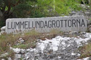 Gotland Schweden Lummelundagrottorna