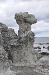 Gotland Schweden Rauken