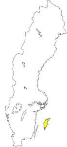 Gotland Schweden Silouette