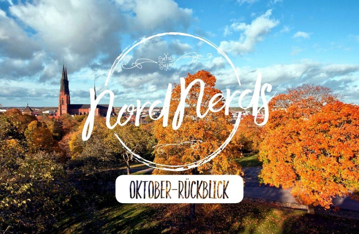 Herbst Skandinavien Uppsala Schweden Monatsrückblick Oktober NordNerds