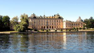 Drottningholm Schloss Schweden Weltkulturerbe
