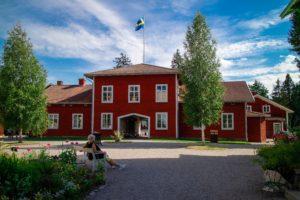 Hälsinglandgård Weltkulturerbe Schweden
