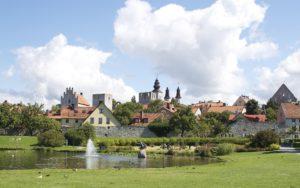 Weltkulturerbe UNESCO Visby Gotland Schweden