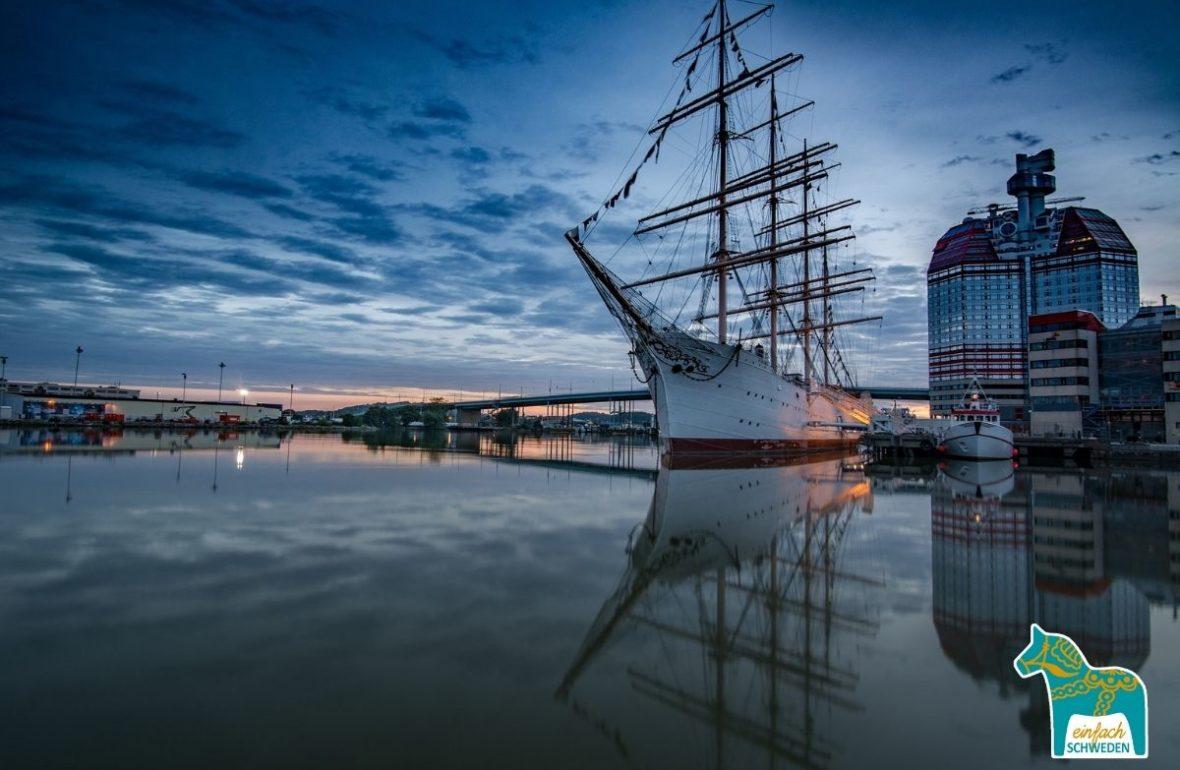 Schweden Göteborg Sverige Geschichte 400 Jahre Schiff