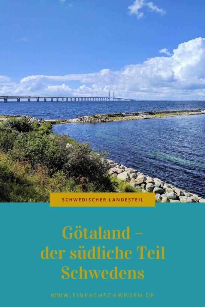 Da Schweden ein ziemlich großes und vor allem langes Land in Nordeuropa ist, hat man es u.a. in drei Teile eingeteilt. Götaland, Svealand, Norrland. Diese Einteilung wird heutzutage nur noch beim Wetterbericht oder beim Sport benutzt. Trotzdem ist es interessant zu wissen, welche schwedischen Landschaften zu Götaland gehören und wo es genau liegt. #einfachschweden #götaland #schweden