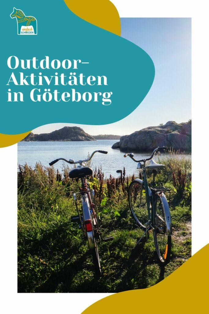 Die Schweden sind für ihre Nähe zur Natur bekannt. Sie lieben es draußen zu sein, egal zu welcher Jahreszeit. Für Dich habe ich ein paar Tipps, wie Du Göteborg einmal mit Outdoor-Aktivitäten auf andere Art und Weise entdecken kannst. #göteborg #einfachschweden