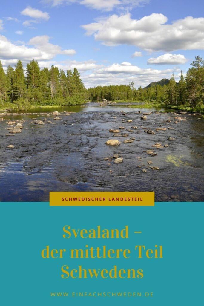 Schweden ist ein ziemlich großes und langes Land und da ist es gut, wenn man es einteilen kann. Eine Einteilung, die aber heute nur noch für u.a. den Wetterbericht verwendet wird, sind die Landesteile: Götaland, Svealand und Norrland. Welches Gebiet gehört aber zum Beispiel zu Svealand? Und wie heißen die größten Städte dort? #einfachschweden #svealand #schweden